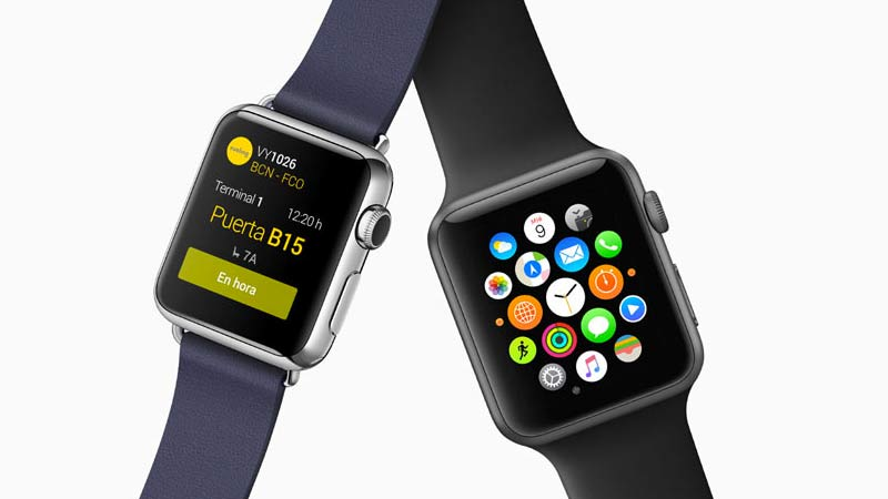 image of Apple Watch Modelos