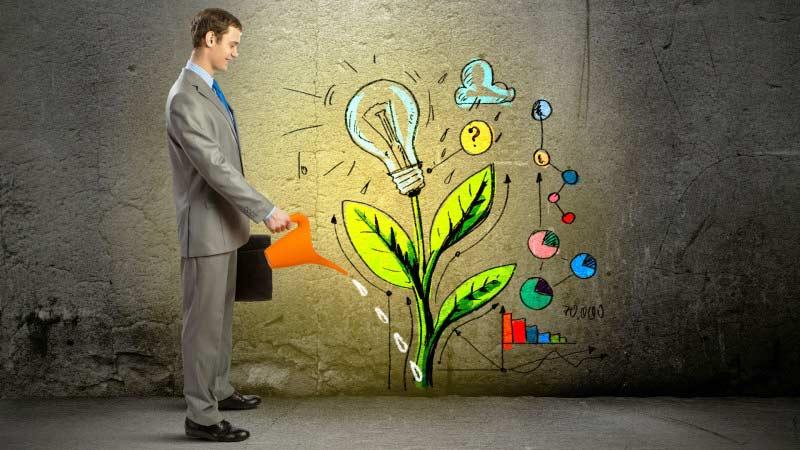 image of Crecimiento de la Empresa o Negocio concepto
