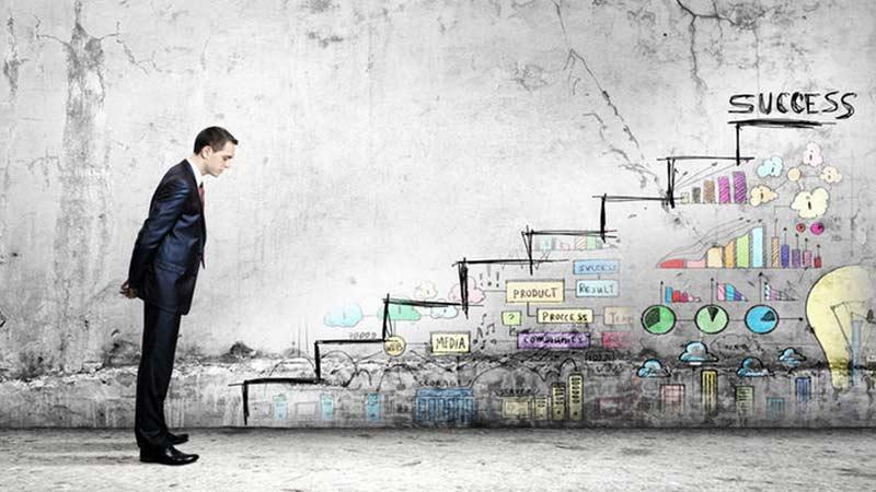 image of Escalera al Exito empresarial