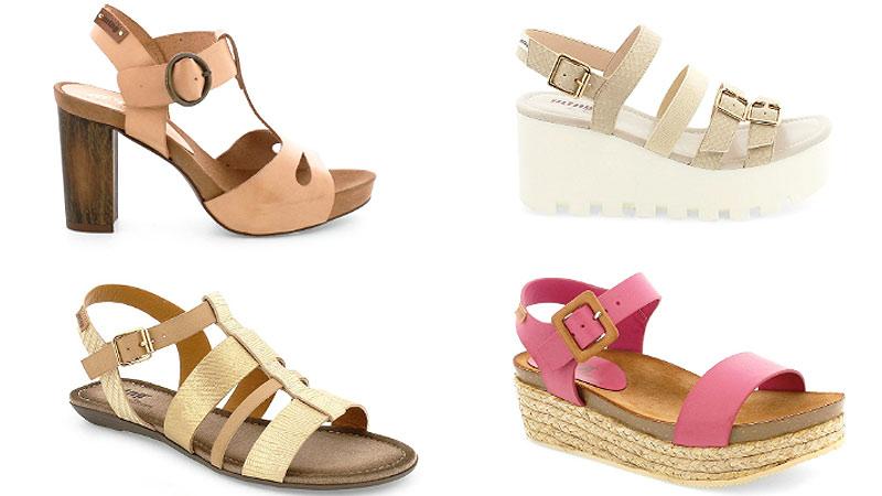 Zapatos y Sandalias de mujer de Verano 2016
