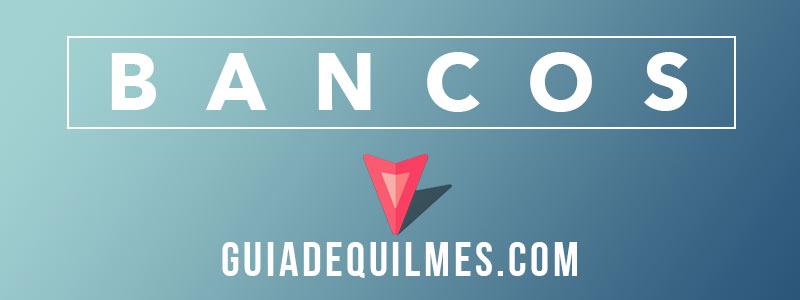 Bancos en Quilmes