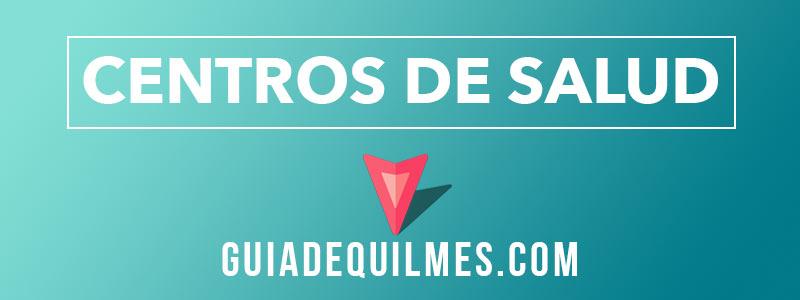 Centros de salud en Quilmes