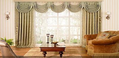 Cortinas de tela en quilmes modelos y confeccion de cortinas for Ganchos para cortinas de tela