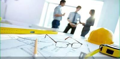Estudio de empresa constructora