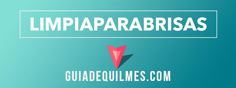 limpiaparabrisas en Quilmes