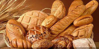 panes y productos de panaderia