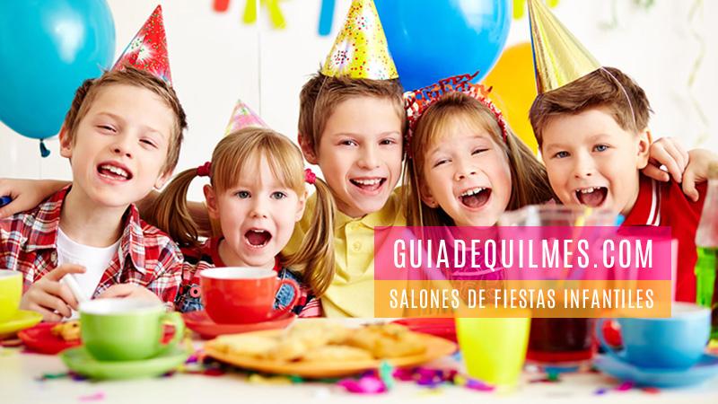 Salon de fiestas infantiles en Quilmes