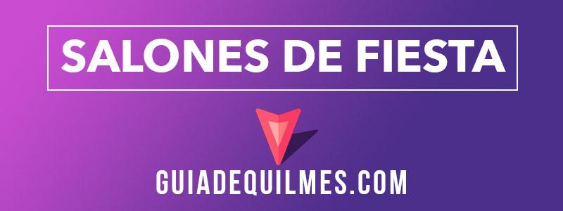 Salones de Fiestas en Quilmes