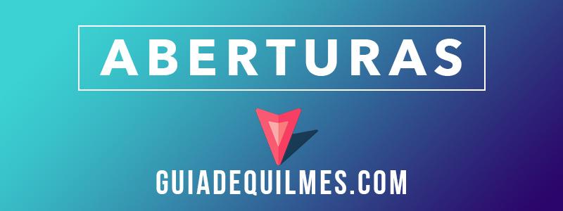 Aberturas Puertas y Ventanas en Quilmes