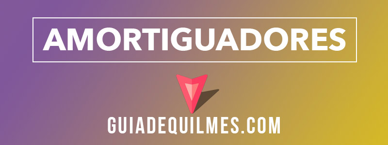 Venta y reparacion de amortiguadores en Quilmes