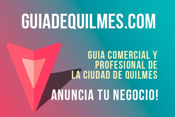 Anuncia en Guia de Quilmes