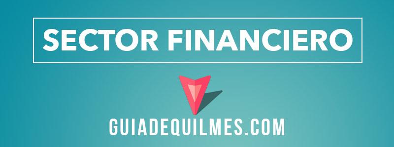 Sector financiero de Quilmes en Quilmes
