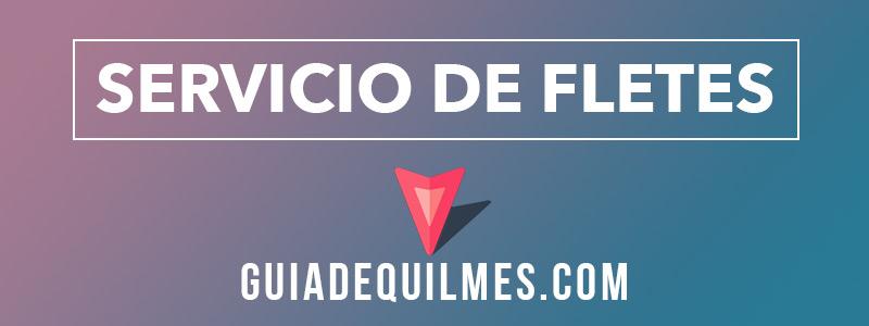 Fletes en Guia de Quilmes