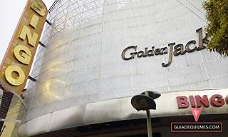 Bingo Golden Jack de Quilmes