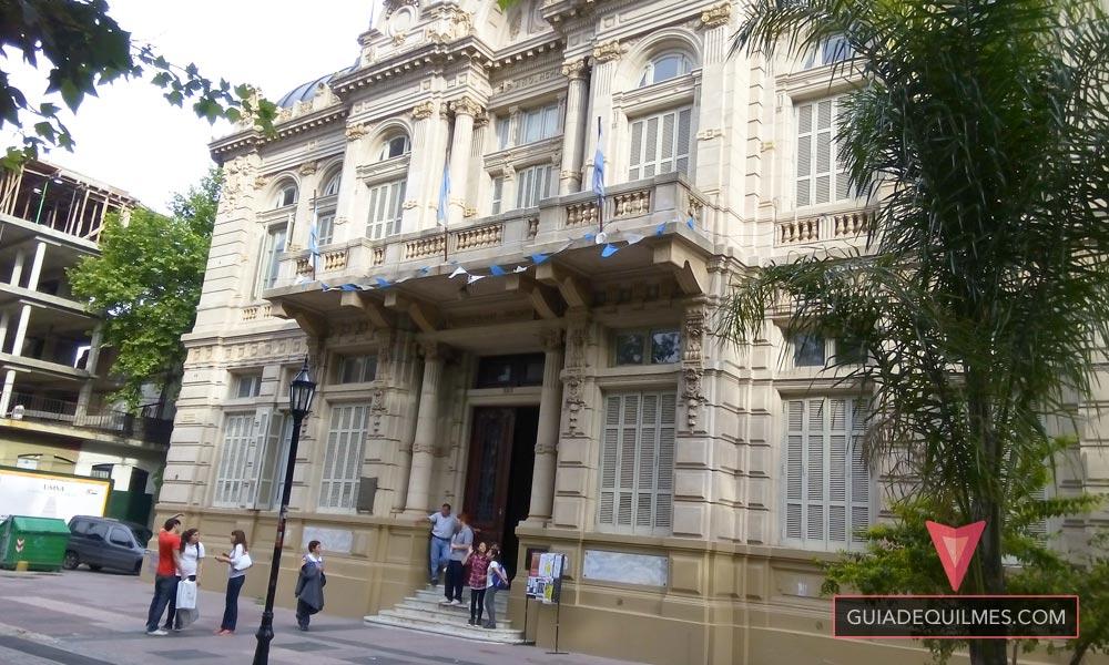 Casa de la Cultura o Escuela de Artes de Quilmes