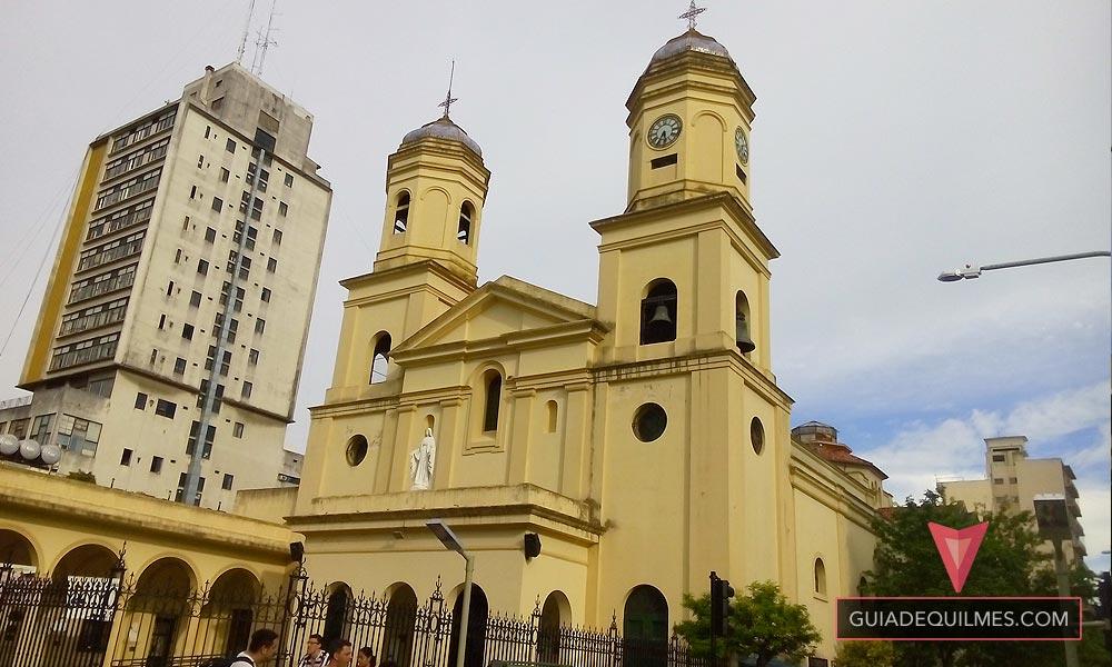 Catedral de la Diocesis de Quilmes
