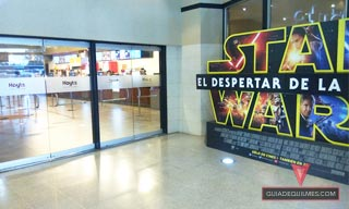 image of Estreno de Star Wars en Cine Hoyts de Quilmes video