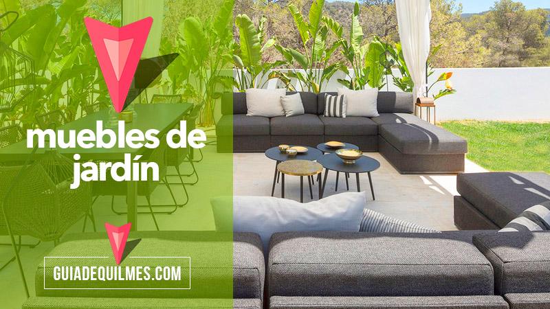 MUEBLES DE JARDIN | Quilmes y Zona Sur