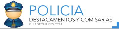 Destacamentos de Policia en Quilmes