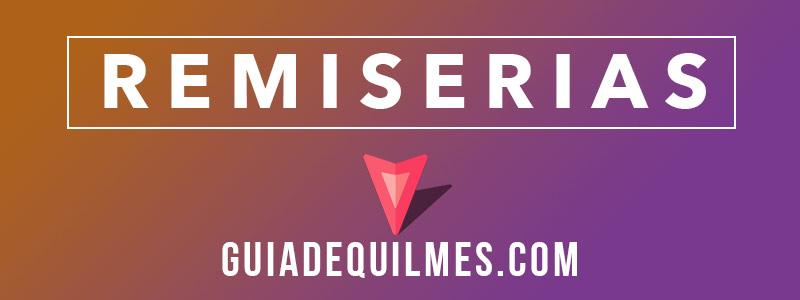 Remiserias en Quilmes, Bernal, Solano y Ezpeleta