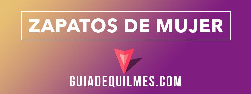 Zapaterias de mujer en Quilmes